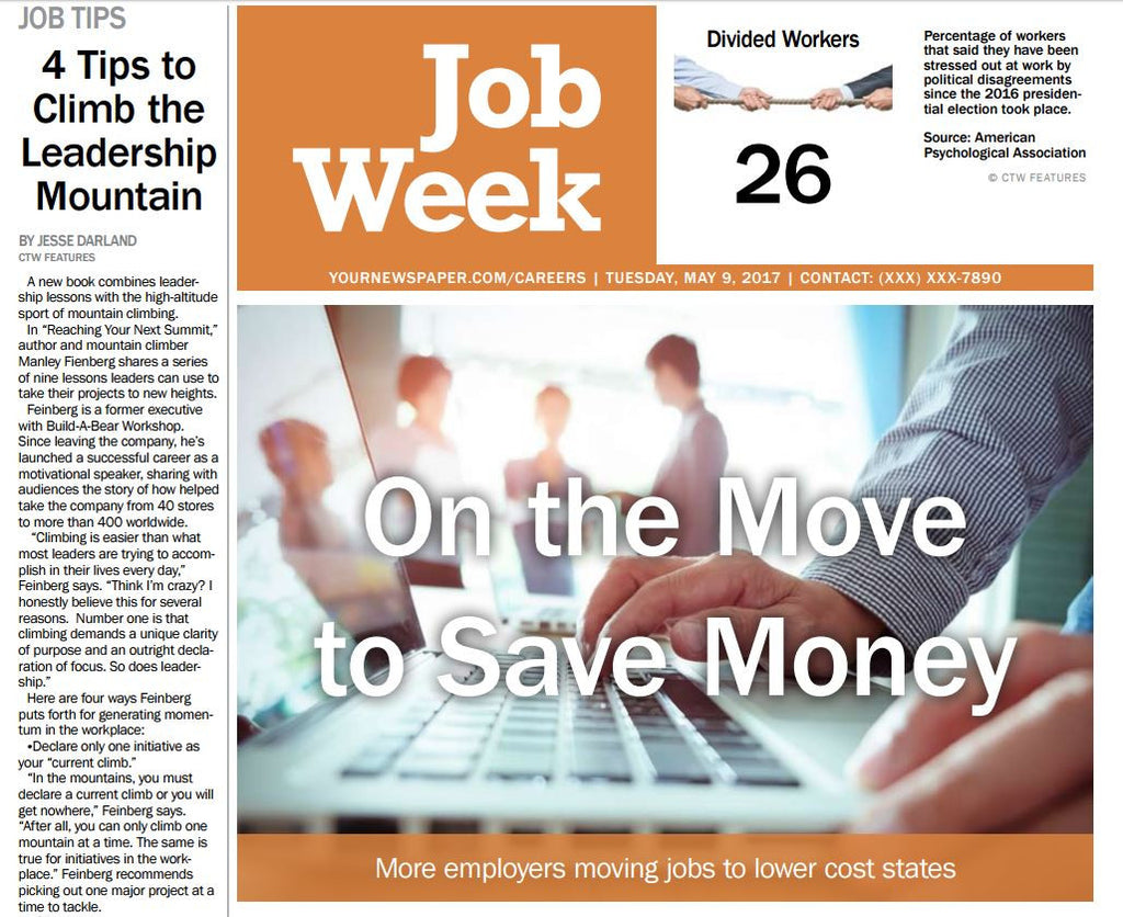 JobWeek: On the Move to Save Money