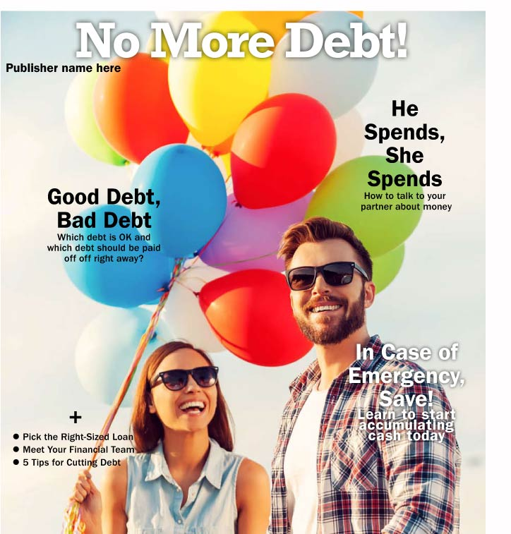 No More Debt! - The Content Store