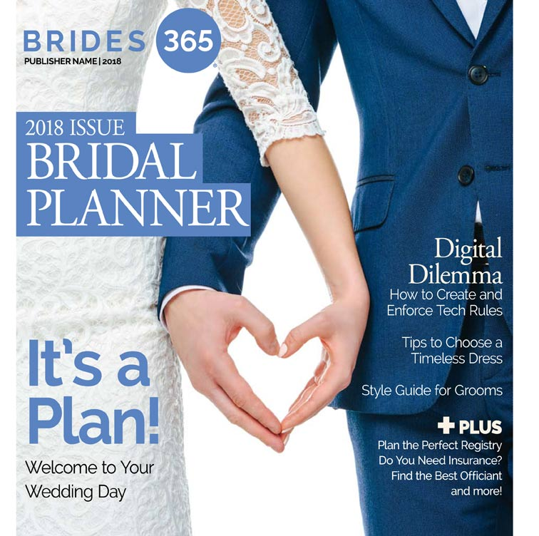 2018 Bridal Planner - The Content Store