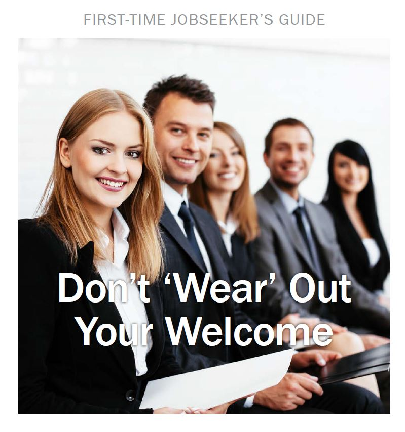 First Time Job Seekers Guide