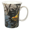 Bateman Golden Crowned Kinglet and Rhodo Crest Mug