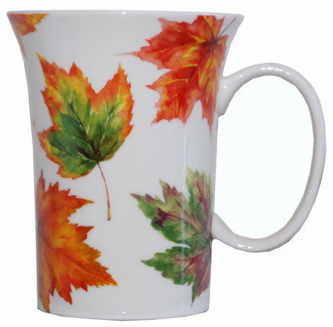 Maple Leaf Forever Crest Mug