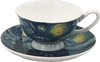 Van Gogh Starry Night Cup & Saucer