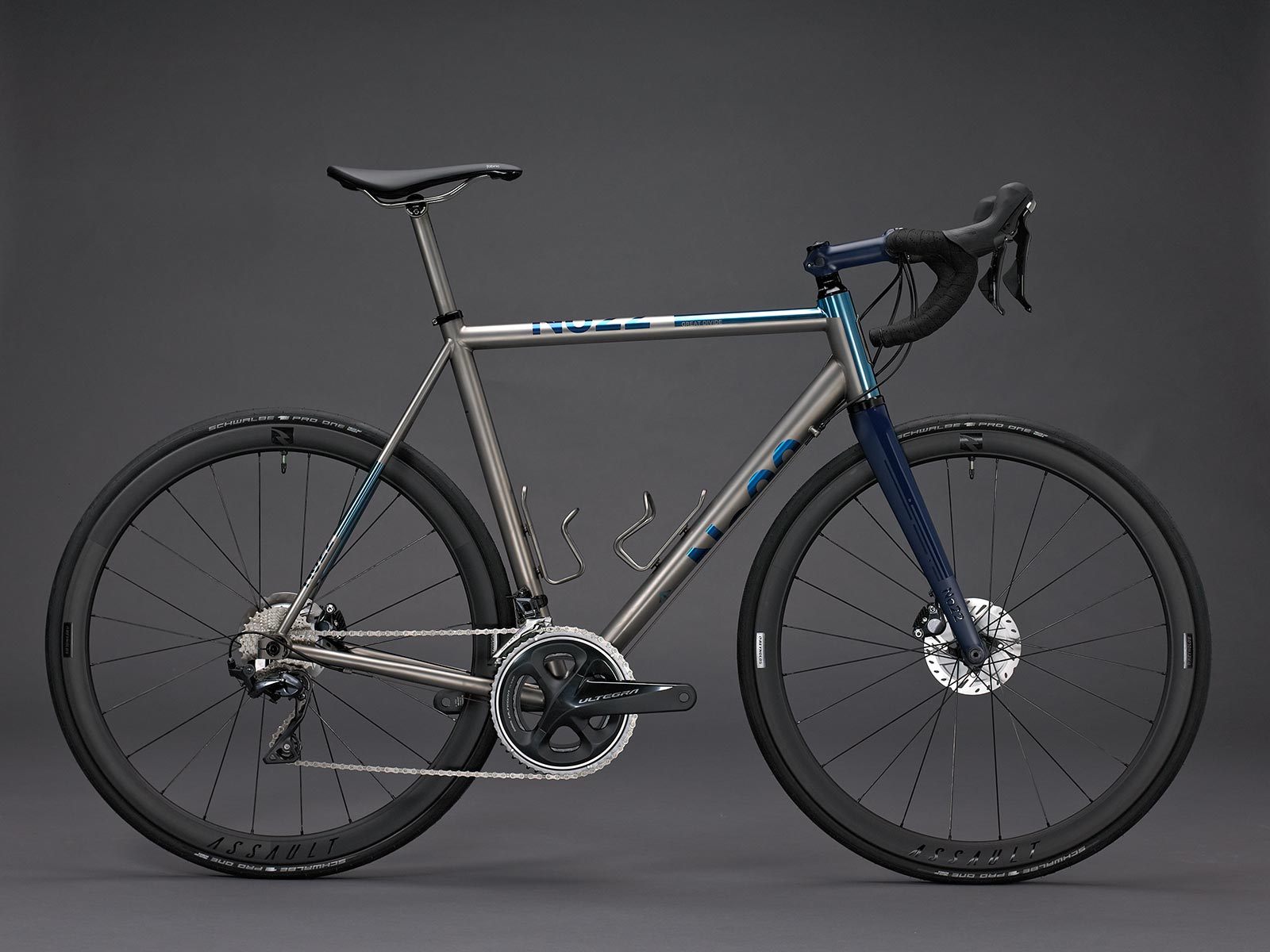 No  22 Bicycle Company | Handmade Titanium Bikes