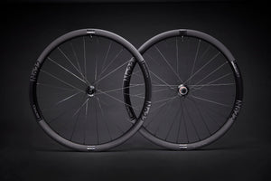 No. 22 / Boyd | Gravel Disc Brake Wheelset