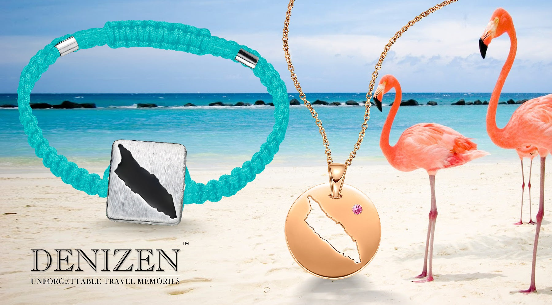 DENIZEN bracelet of Aruba