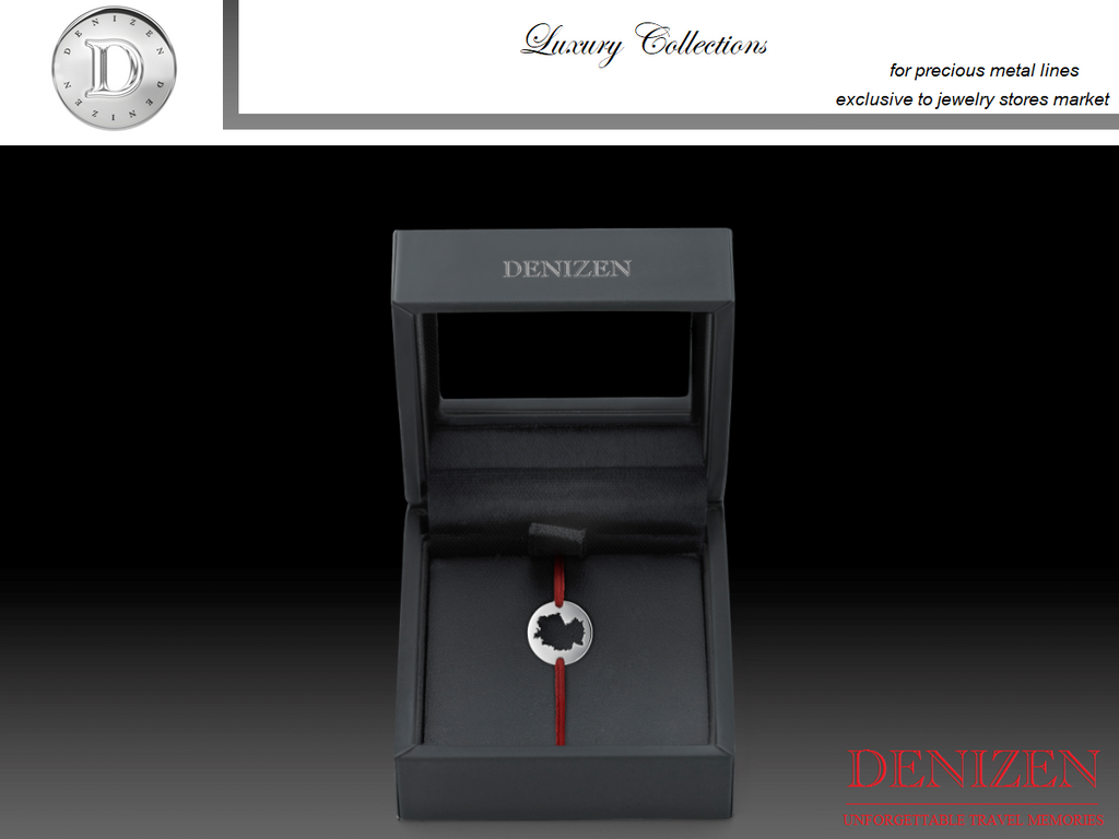 DENIZEN Bracelet gift box for premium jewelry stores