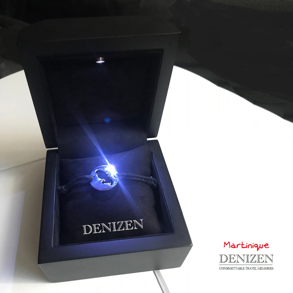 DENIZEN Bracelet gift box for the luxury 14kt gold line