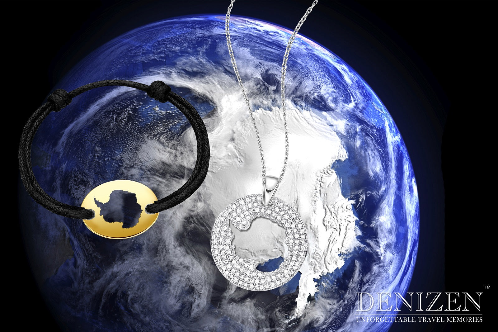 DENIZEN Bracelet of Antarctica
