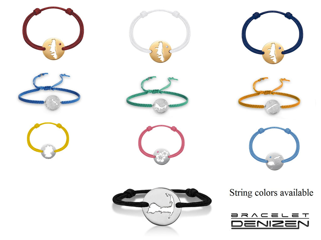 DENIZEN Bracelet colors