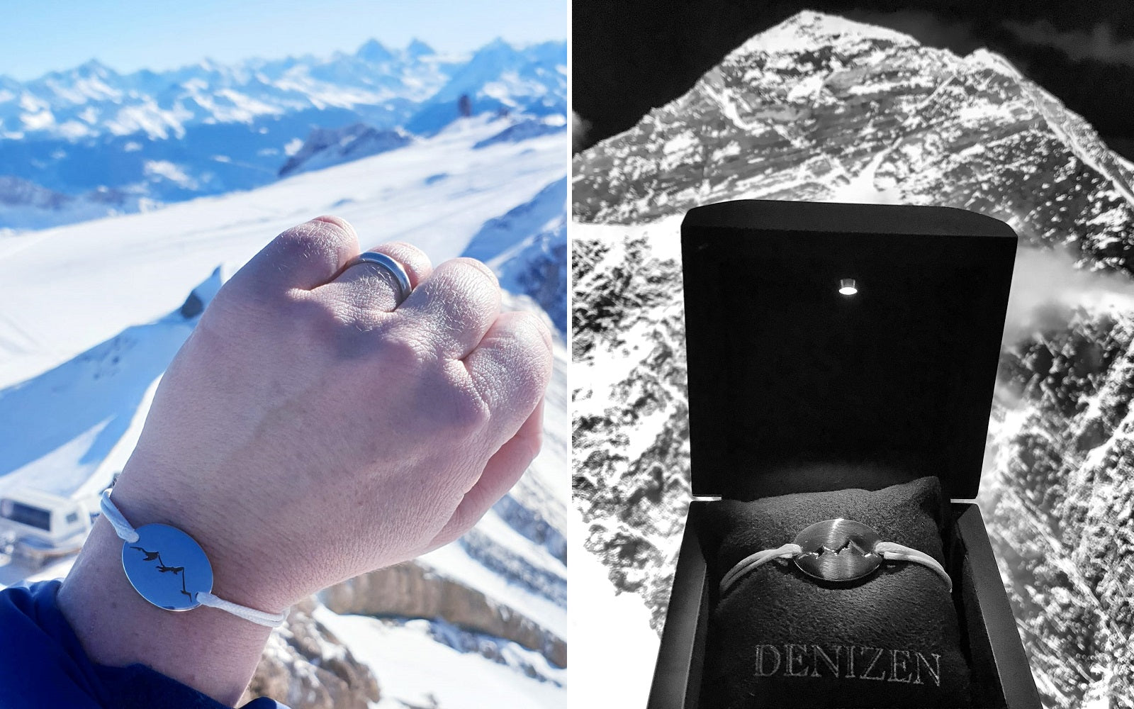 DENIZEN jewelry - Bracelet of Aspen Colorado