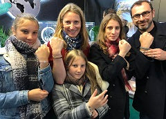 DENIZEN Jewelry - happy customers donning their bracelets