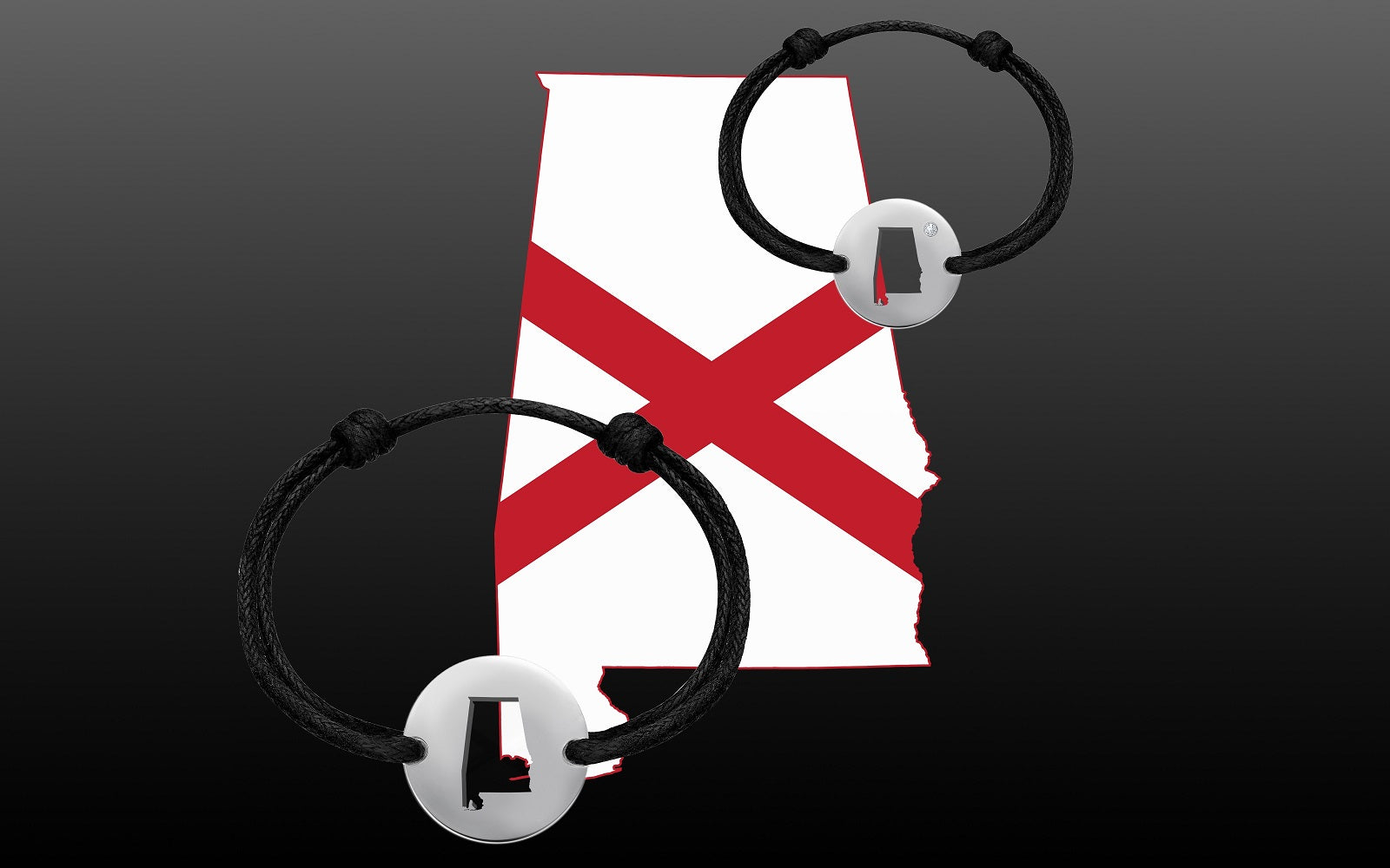 DENIZEN Jewelry - Bracelet of Alabama
