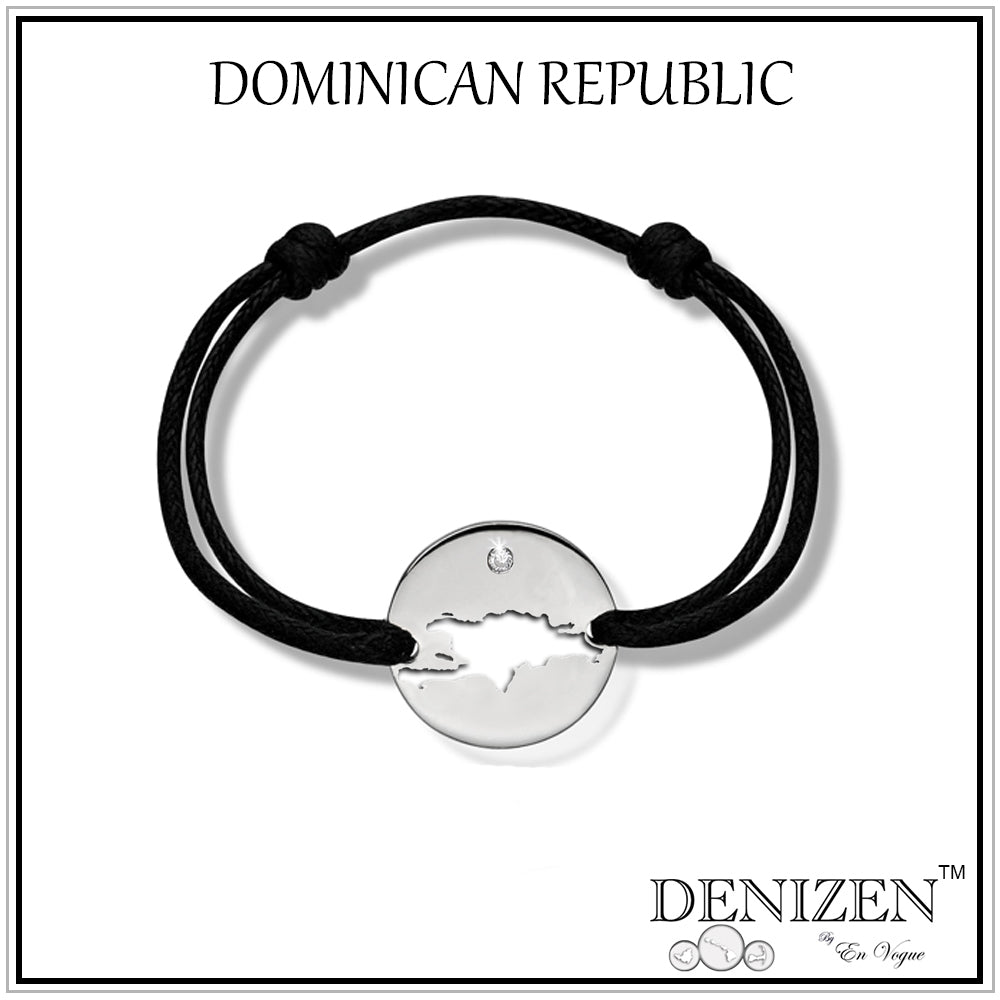 Dominican Republic Bracelet by Denizen
