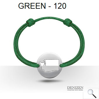 DENIZEN Bracelet - Green color #120