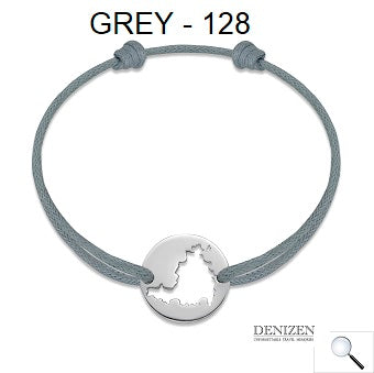 DENIZEN Bracelet - Grey color 128