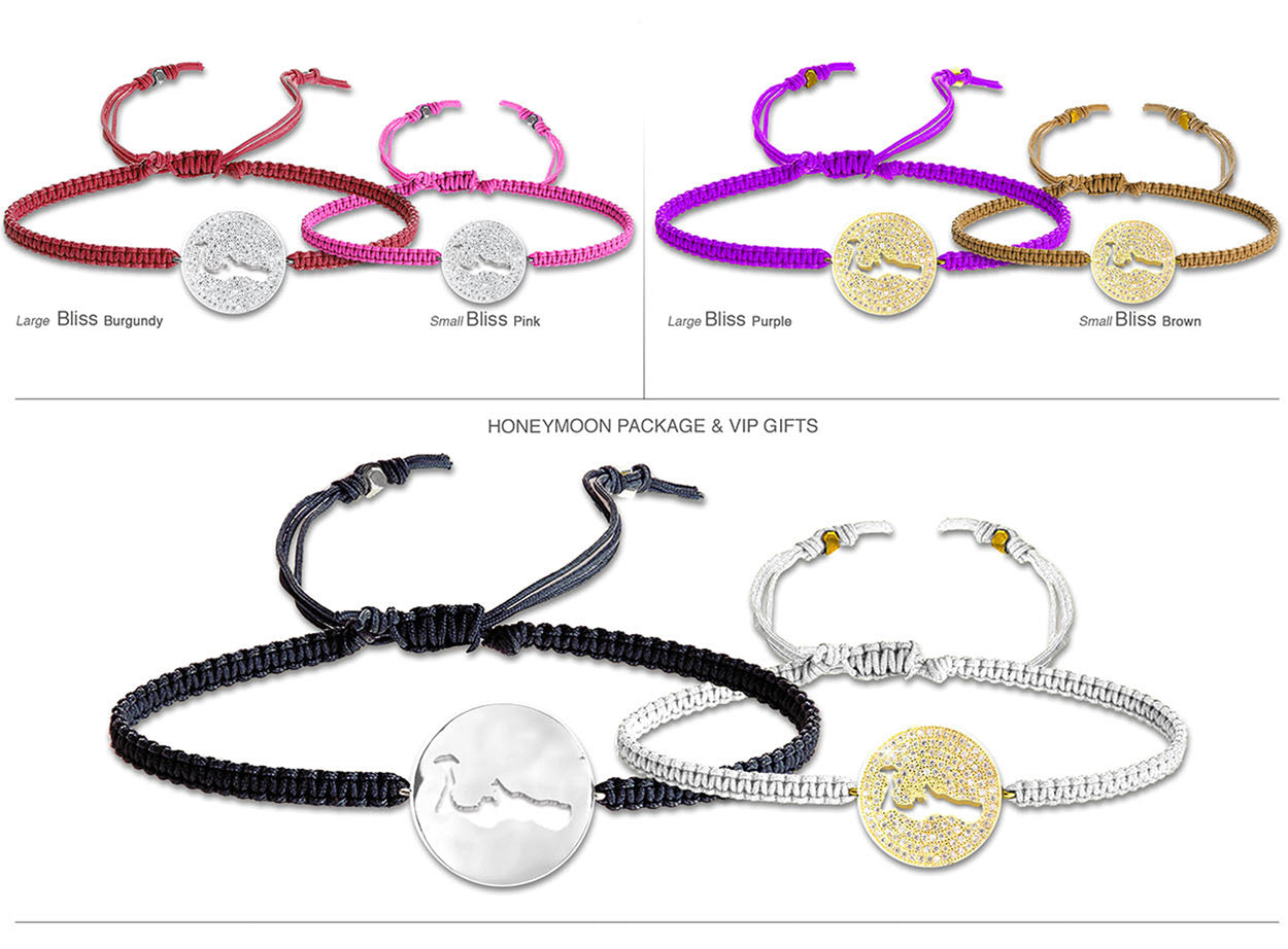 Grand Cayman Bracelets Bliss V2
