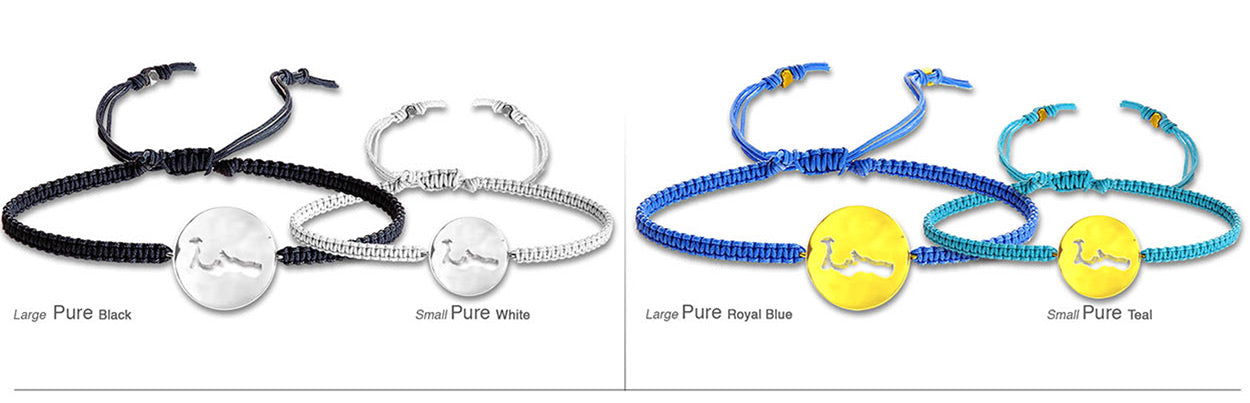 Grand Cayman Bracelets Pure