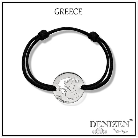 Greece Denizen Bracelet