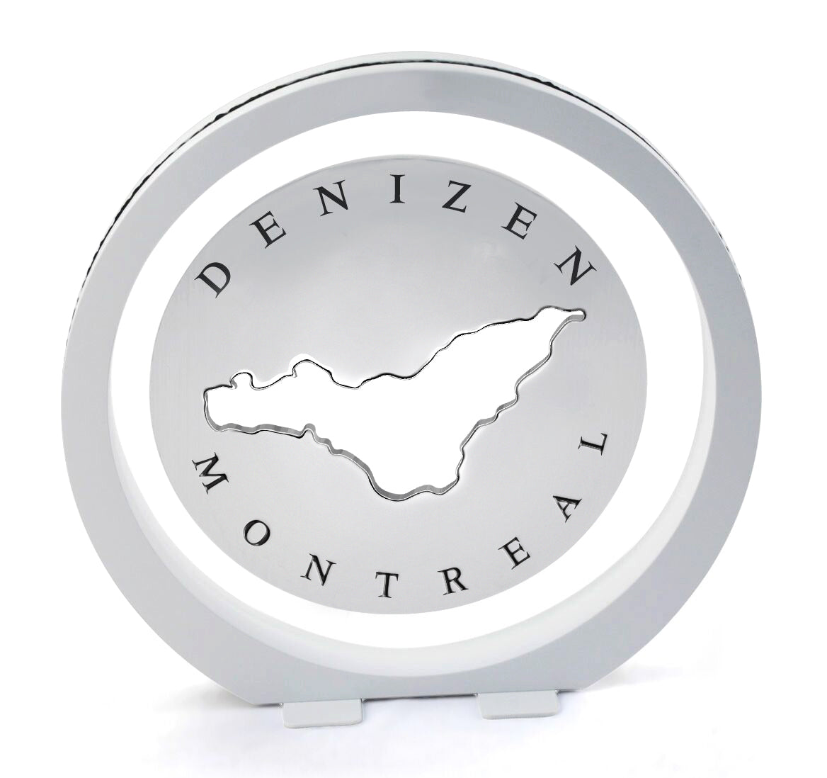 denizen disc display of montreal