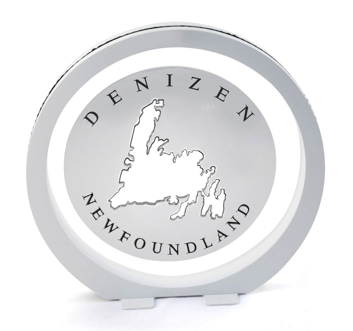 denizen disc display of newfoundland