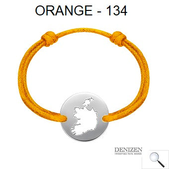 DENIZEN Bracelet - Orange color #134