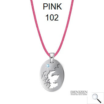 DENIZEN Bracelet Pink 102 necklace