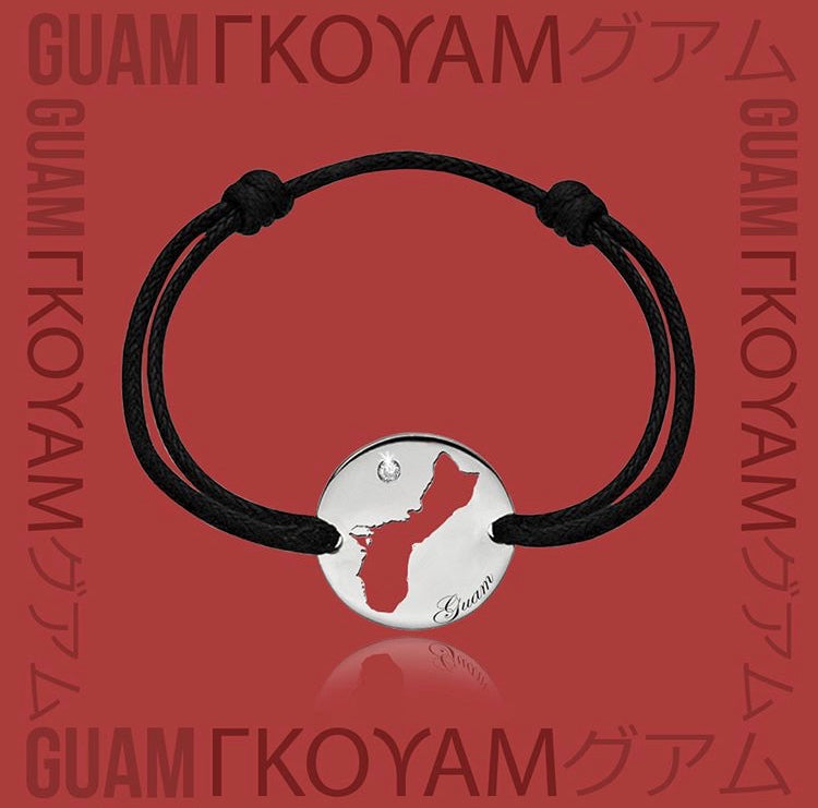 denizen bracelet of guam