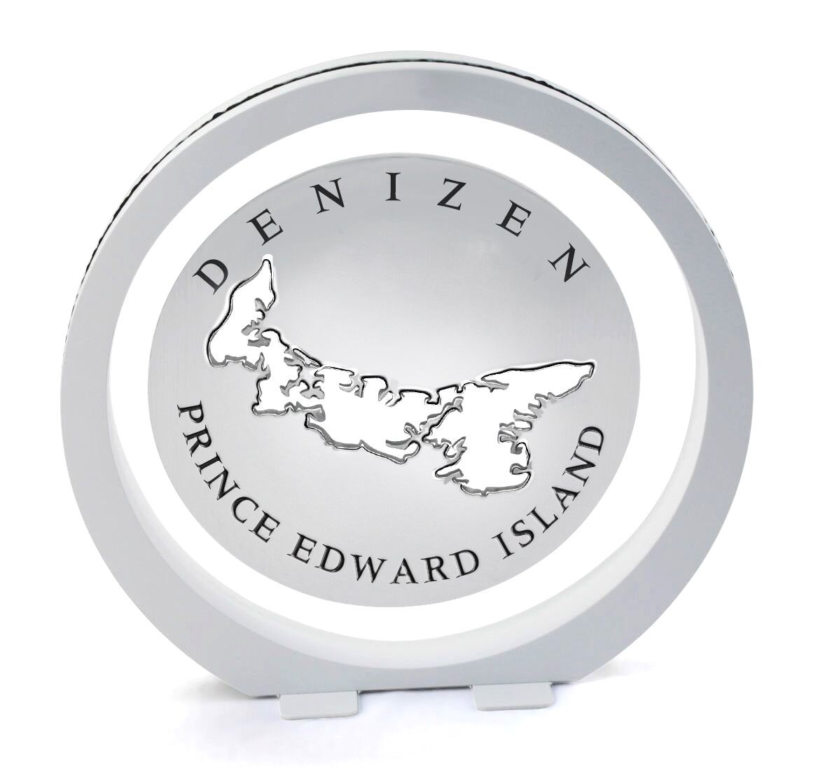 denizen disc display prince edward island