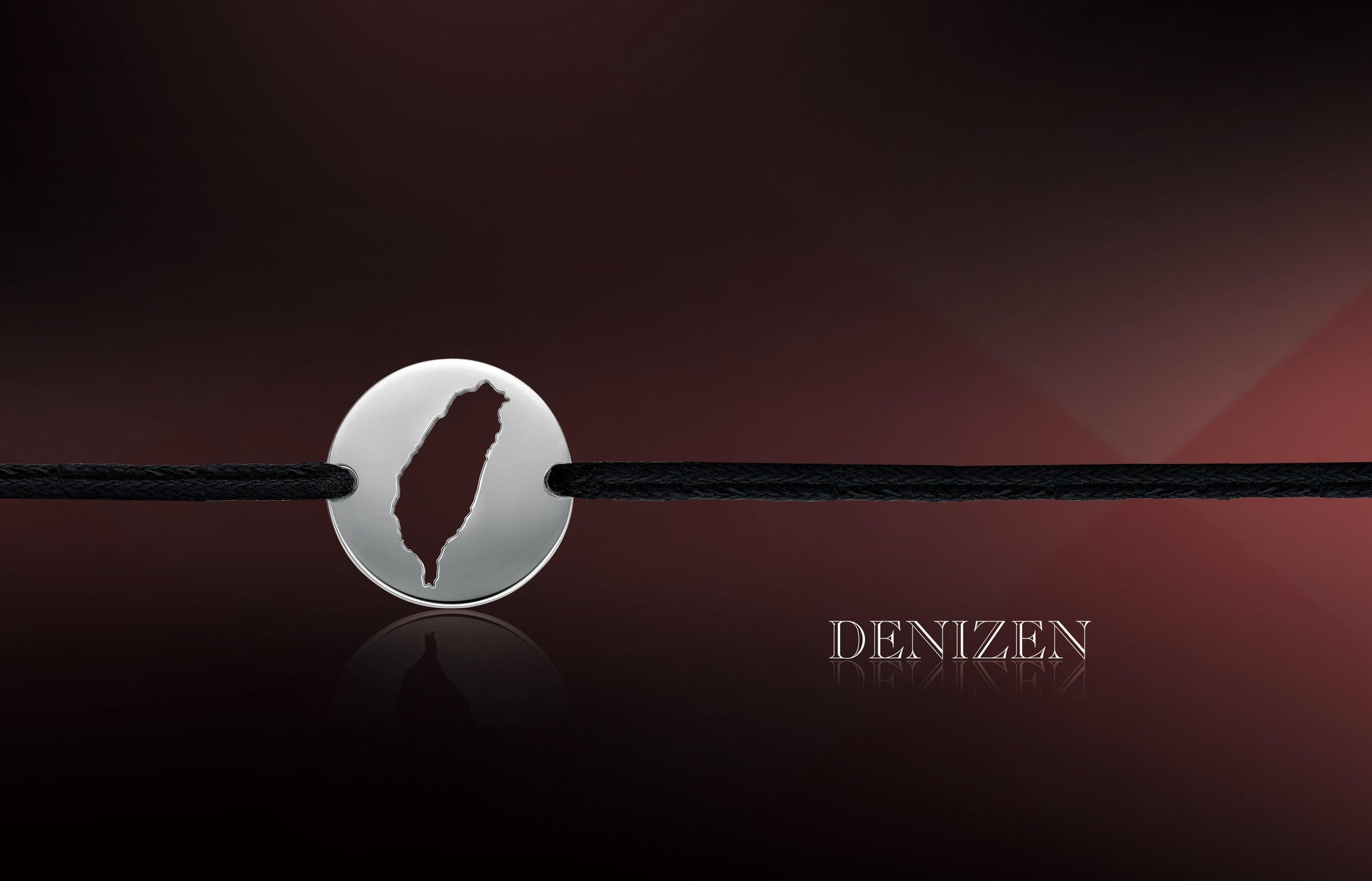 Denizen bracelet of Taiwan