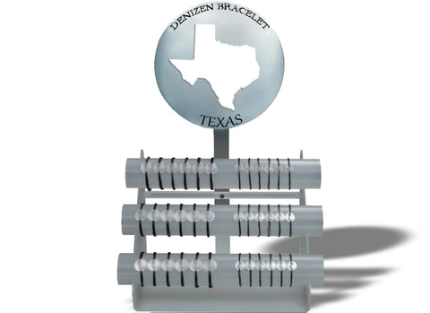 Texas Denizen Bracelet Display