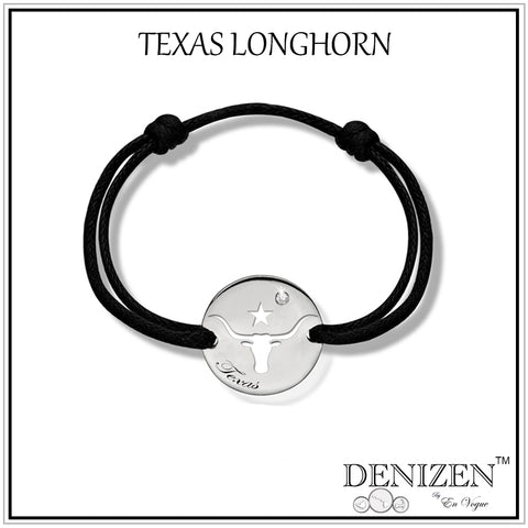 Texas Longhorn Bracelet In-Production