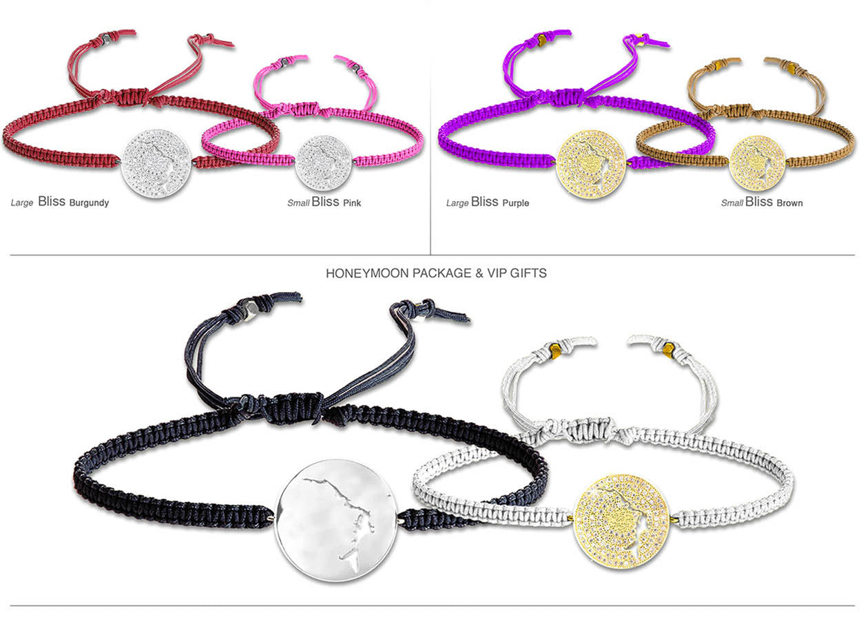 The Abacos Bracelet Bliss v2
