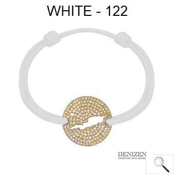 DENIZEN Bracelet - White color #122