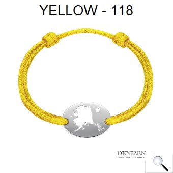 DENIZEN Bracelet - Yellow color #118