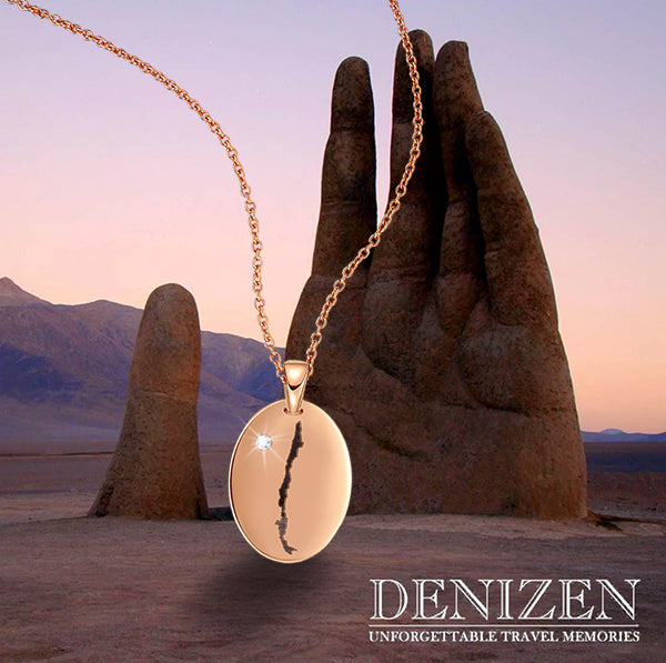 denizen necklace of chile