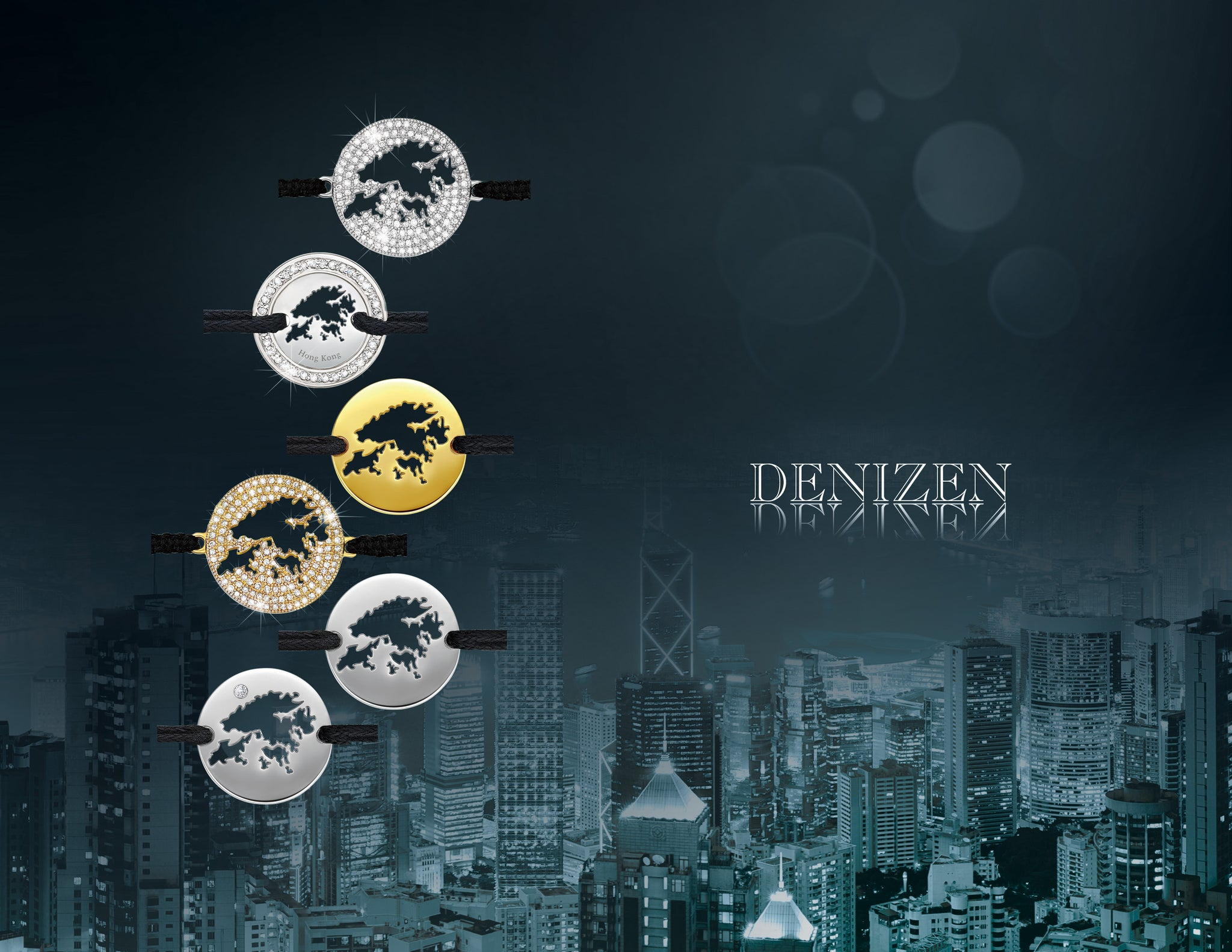 DENIZEN bracelet of Hong Kong