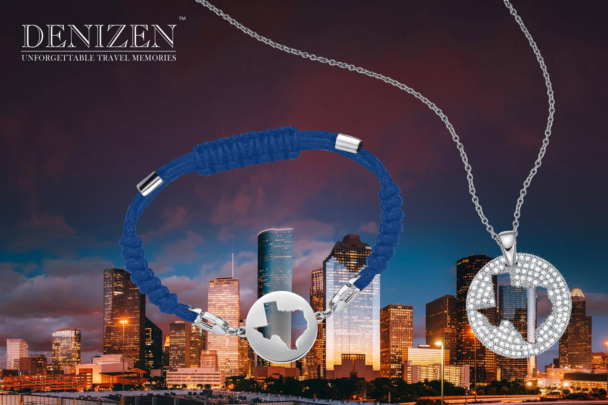 Denizen bracelet of Texas