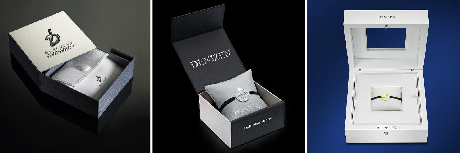 DENIZEN Bracelet premium and luxury lines packaging