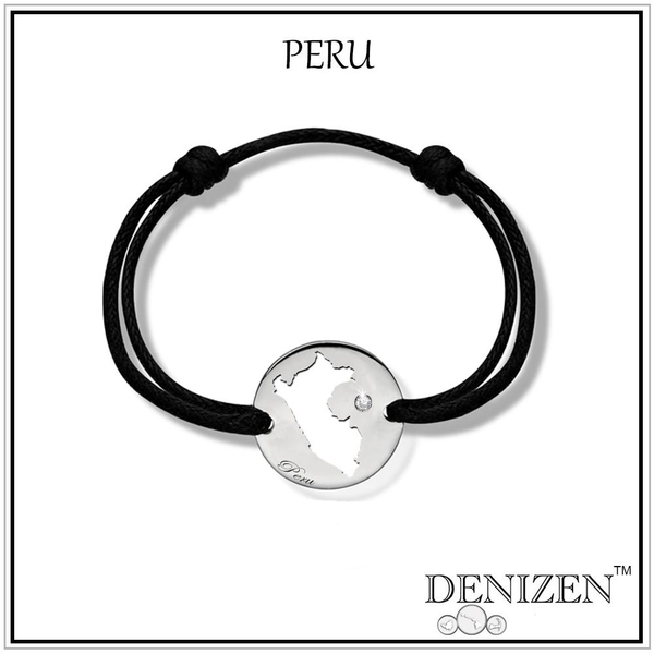 denizen bracelet of peru