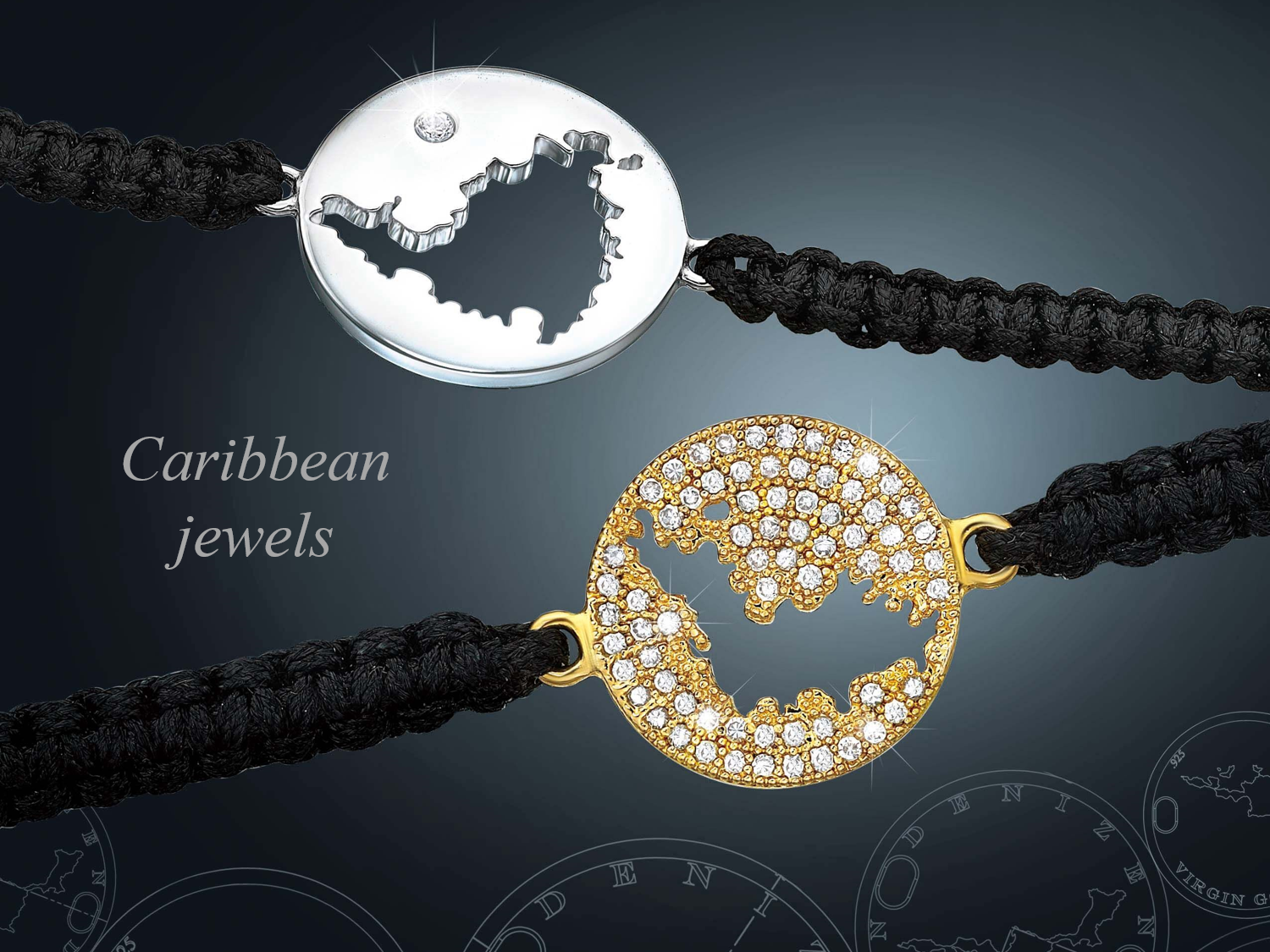 denizen bracelet of st barth and st maarten