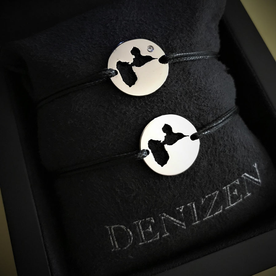 DENIZEN EARRINGS OF GUADELOUPE