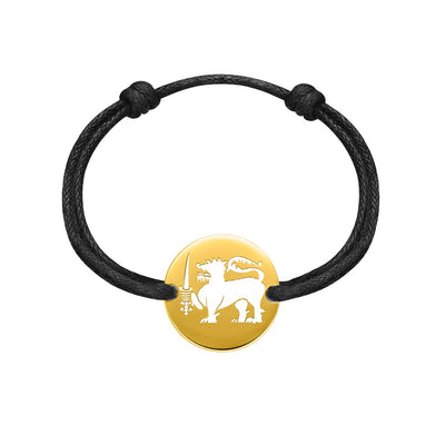 DENIZEN BRACELET OF SRI LANKA LION