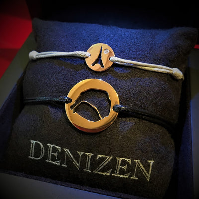 DENIZEN BRACELET OF EIFFEL TOWER PARIS