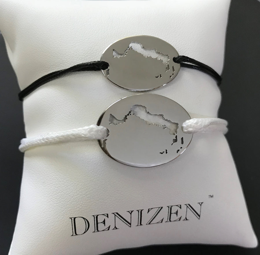 Denizen bracelet of Turks and Caicos - A memento of Providenciales