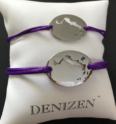 DENIZEN BRACELET OF TURKS AND CAICOS GRAND TURK PROVIDENCIALES