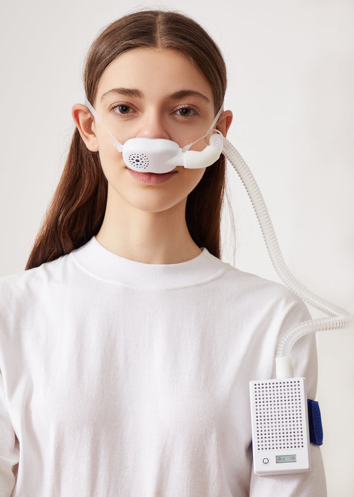 N99 HEPA Air Purifier with Nose Mask Device (Available in June, 2021)