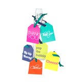 Hang Tags - Colorful Variety Pack (Qty 6)