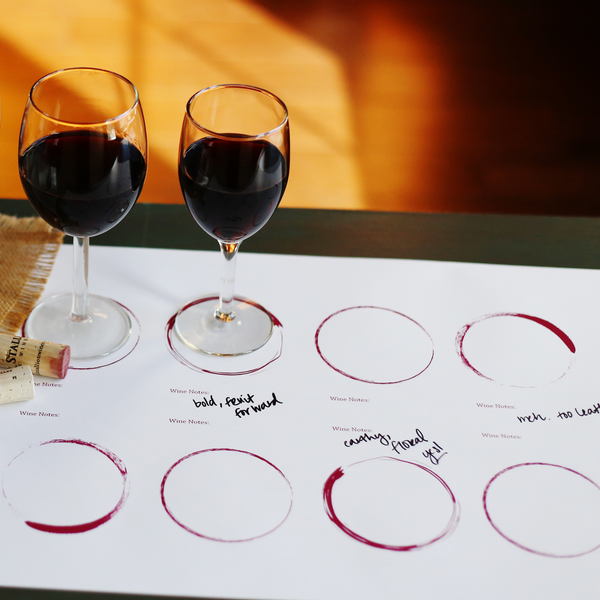 Placemats - Wine Tasting  (Qty 20)