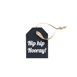 Hang Tags - Cream & Grey Variety Pack (Qty 6)